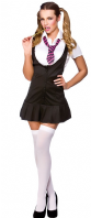 Naughty Schoolgirl Costume (SF0132)